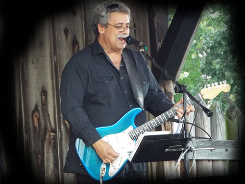 Don Lombardy - Vocals & Guitar